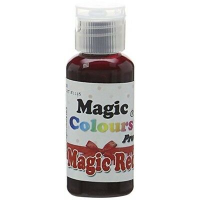 Magic Colours Magic Red Pro - Concentrated Colouring Pigment 32g