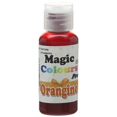 Magic Colours Orangino Pro - Concentrated Food Colouring Pigment 32g