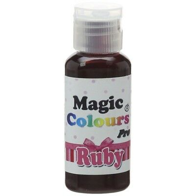 Magic Colours Ruby Pro - Concentrated Colouring Pigment 32g
