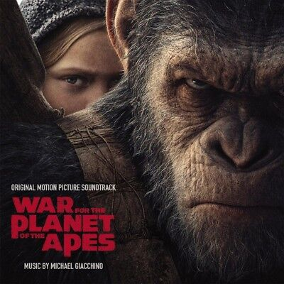 OST/ Various - War For The Planet Of The Apes Vinyl Maxi2 AT THE MOVIES NEU