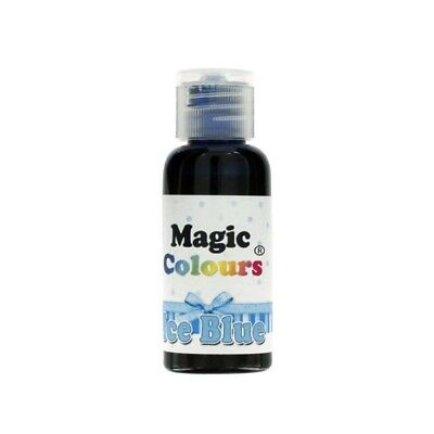 Magic Colours Ice Blue Pro - Concentrated Colouring Pigment 32g