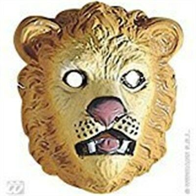 Lion Mask Plastic Child Party Masks Eyemasks & Disguises For Masquerade Fancy -