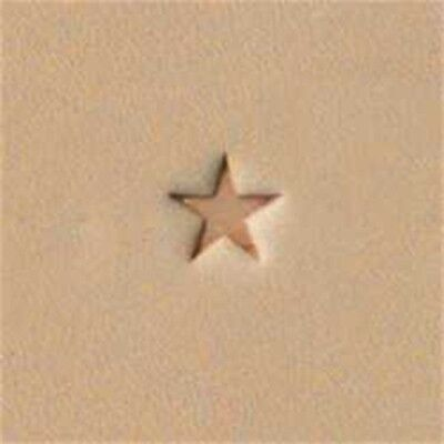 O53 Small Star Leather Stamp - Craftool 6805300