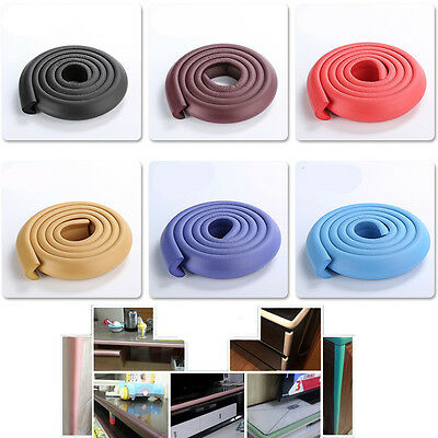 Safety Baby Protector Table Desk Edge Corner Cushion Guard Strip Softener DIY