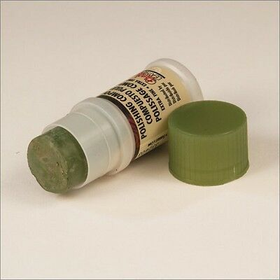 1.5oz Green Leather Polishing Compound - 1.5 Oz. Tandy Craft 3324-03 Smooth