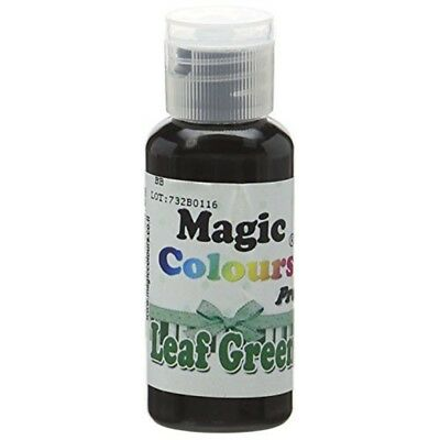 Magic Colours Leaf Green Pro - Concentrated Colouring Pigment 32g