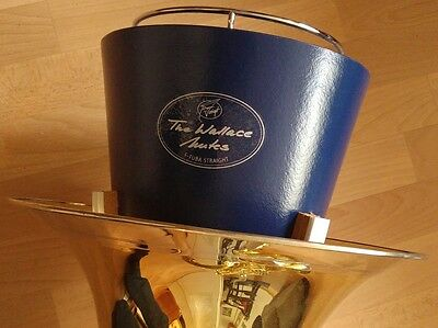 Tuba - Dämpfer Voigt Brass Wallace  Straight Mute for F Tuba