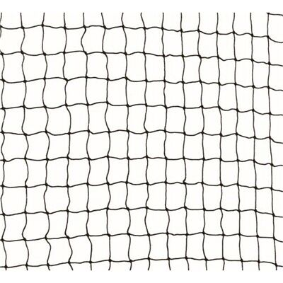 Trixie Protective Net, 6 x 3 M, Black - M 44331 Safety Nets Mass Item From