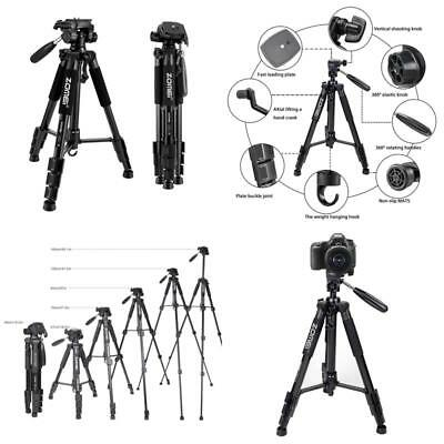 "ZOMEI 55"" Compact Light Weight Travel Portable Folding SLR Camera Tripod for Can"