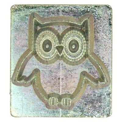 3d Stamping Tool Owl - Craf Leather Stamp 867800