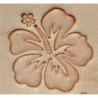 Flower Craftool 3-d Stamp 8588-00 By Tandy Leather - 3d 858800