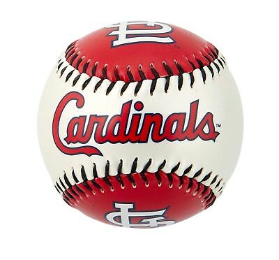 Franklin MLB Team Soft Strike® Baseballs - St. Louis Cardinals - Baseball