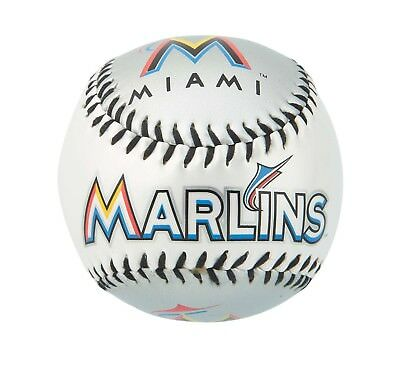 Franklin MLB Team Soft Strike® Baseballs - Miami Marlins - Baseball