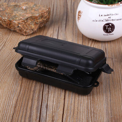Survival Kit Shockproof Waterproof Case Container Storage Carry Portable Box
