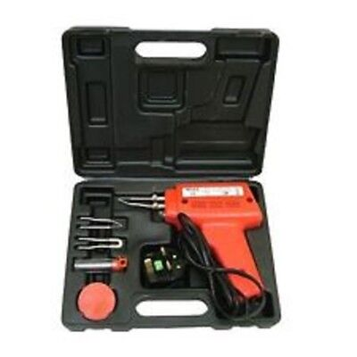 Tooltime 100w Soldering Gun Kit + Case Gs/tuv Approved - Iron Set