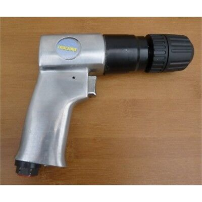 "3/8"" Chuck Keyless Reversible Pneumatic Compressor Air Drill - 38 Toolzone"