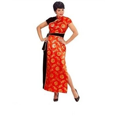 China Girl Medium For Fancy Dress Costume - Ladies Sue Lee New Carnival