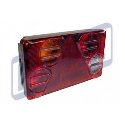 Mp825bl Left Hand Horizontal Rear Combination Lamp