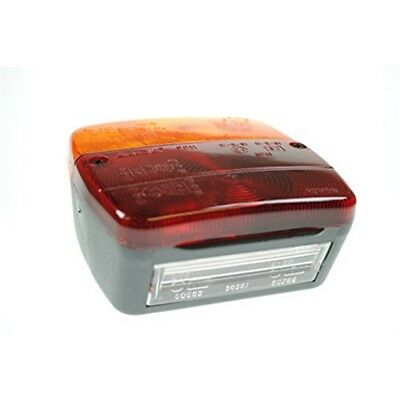 Rear Combi Lamp No Bulb (fp.11.094) Bk - Mp8261b Ajba Combination