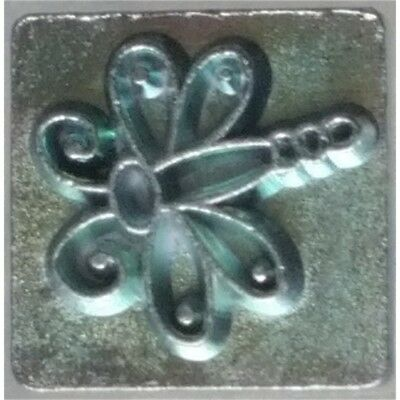 Mini 2d Stamp Dragonfly - Craftool 3d Leather 883400