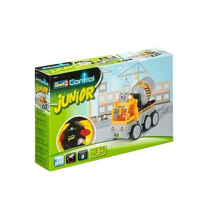 Revell Control 23007 Radio Control Junior Concrete Mixer - Remote New