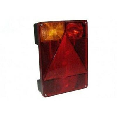 Lamp - 5 Function L/h Rear Lamp (6800/10/601) - Radex 6800 Trailer Left Hand