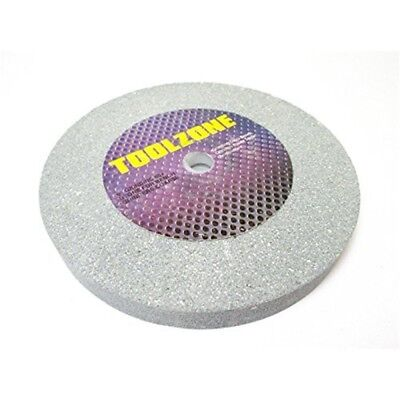 """6"""" Grinding Wheel For Bench Grinder 150mm Fine 60 Grit Pw020f - 6 Coarse Tzone"""