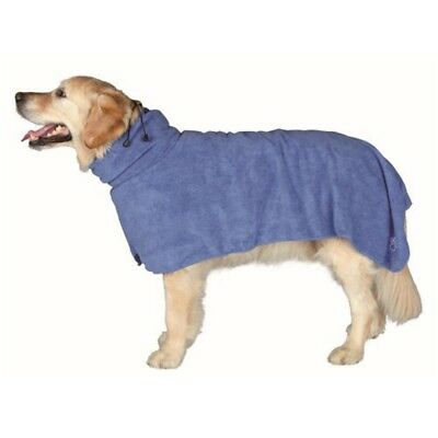 Trixie Bathrobe For Dogs Size Large Length 60cm - Towel