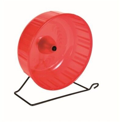 Trixie Plastic Exercise Wheel, 16cm - Wheel Hamster Mice Mouse 60822 New Sizes