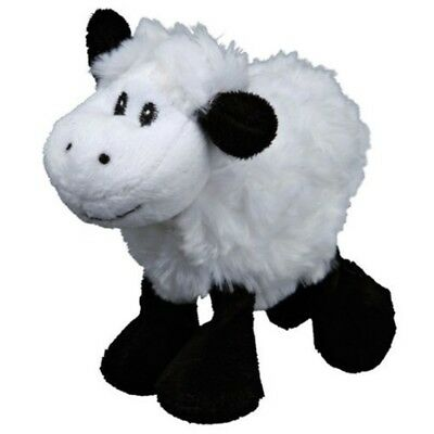 Trixie Sheep Plush Toy With Sound For Dog, 14cm - Pet Dog Cat Puppy Kitten