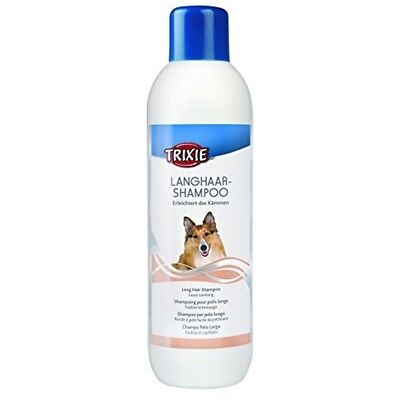 Trixie Long Hair Dog Shampoo, 1 Litre - Shampoo