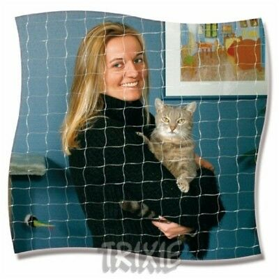 Trixie Protective Net, 2 x 1.5 M, Transparent - M Safety Nets Mass 215 Item