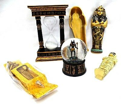 4 Piece Ancient Egypt Summit Collection Set from Universal Studios