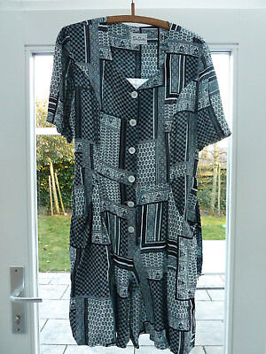 Sommer Kleid, Hosen-kleid, Jumpsuit Gr.44,Betty Barclay, TOP