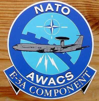Awacs Sticker