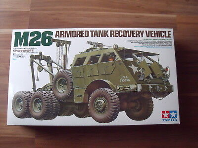 M26 Armored Tank Recovery Vehicle 1/35