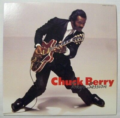 1 LP  CHUCK BERRY   Tokyo Session   1981