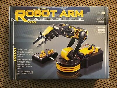 OWI  Robotic Arm Edge wired robotic arm kit