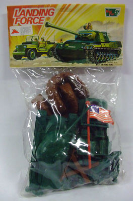 Vi.da.me Landing Force Wwii Toy Soldiers B
