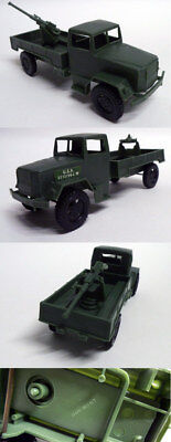 William Mennella Military Vehicles Gun Truck Made In Italy 70S