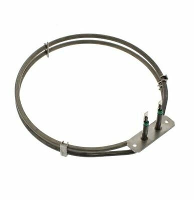 Genuine ZANUSSI  ZDQ595X ZDQ595W ZDA595N  ZDQ595B Fan Oven COOKER ELEMENT 2500w