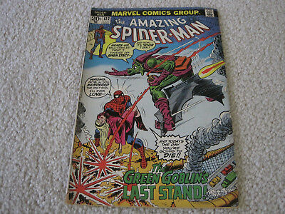 The Amazing Spider-Man #122 (July 1973)