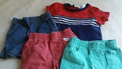 18-24 month shorts for boys