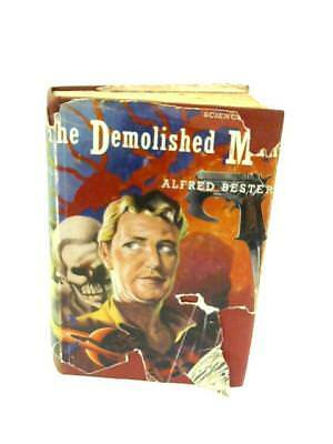 The Demolished Man Bester, Alfred 1953 Book 43088