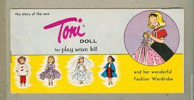 Story of the New Toni Doll, The 1958 FN 6.0