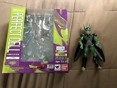 Tamashii Limited S.H.Figuarts Dragon Ball Z Perfect Cell Premium Color Edition