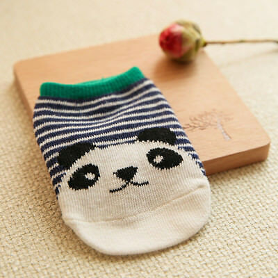 Mode Baby Kid Socken Rutschfestes Kleinkind Cotton Character Casual Low Socken