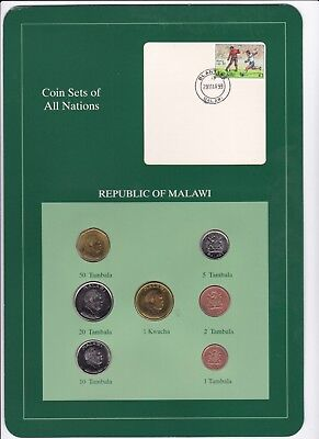 franklin mint coin sets of all nations malawi