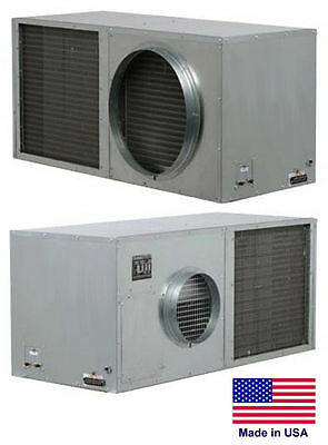 AIR CONDITIONER Commercial - Water Cooled - 5 Ton - 60,000 BTU - 460/480V - 3 Ph