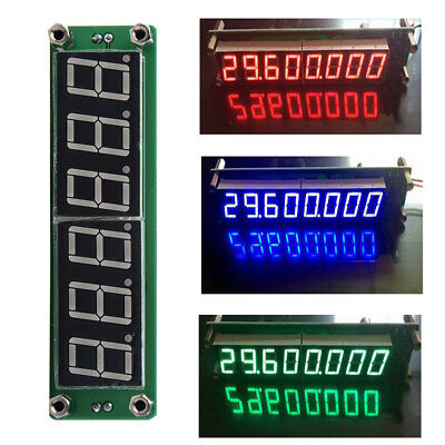 1MHz ~ 1000MHz PLJ-6LED-H frequency meter frequency measurement module 3 Colors